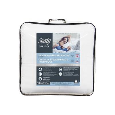 500 Thread Count Temperature Balancing Comforter - Sealy