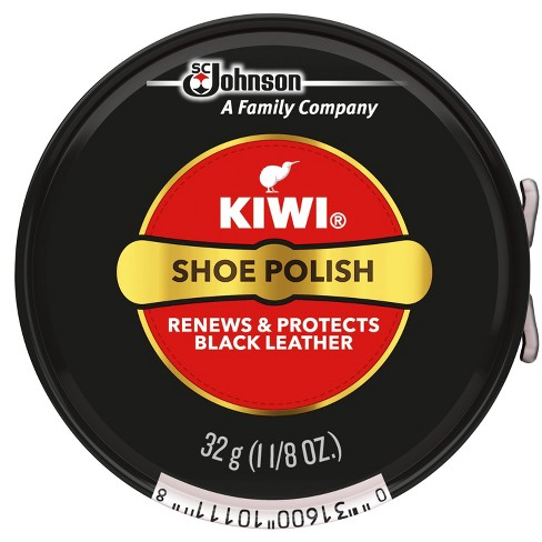 Kiwi Shoe Polishes and Balms Small Polish Paste Tin - image 1 of 4