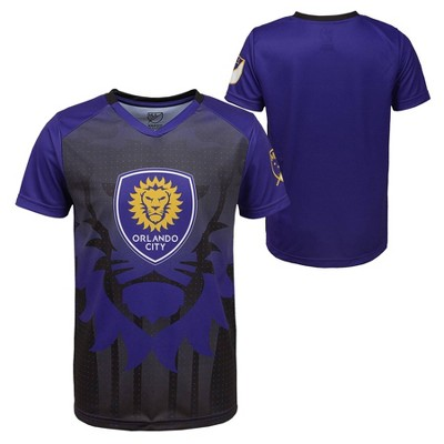 MLS Orlando City SC Boys' Jersey