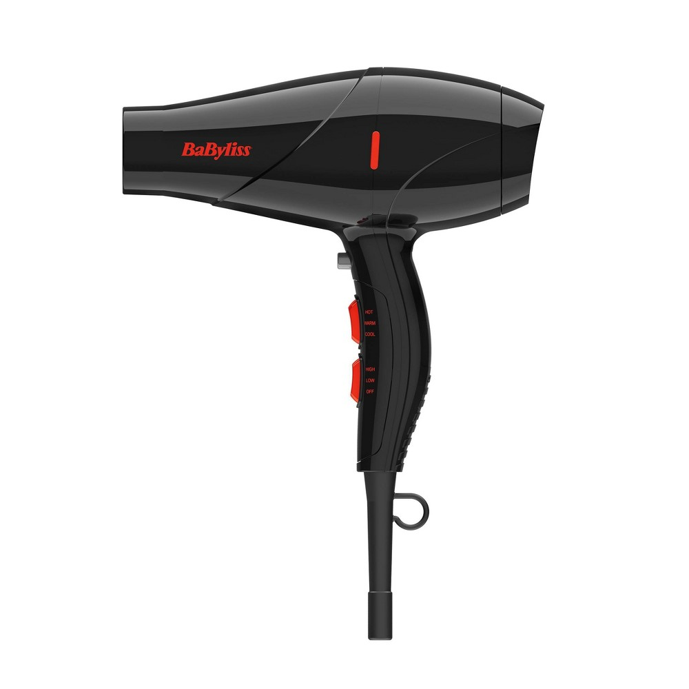 Image of BaByliss Luxe Full Size Hair Dryer - 1875 Watts