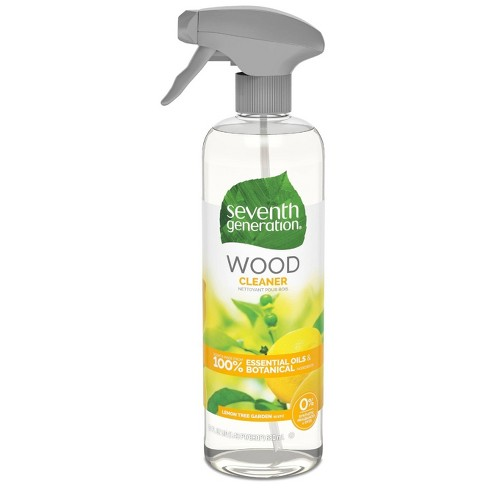 Seventh Generation Lemon Garden Wood Cleaner - 23oz - image 1 of 3
