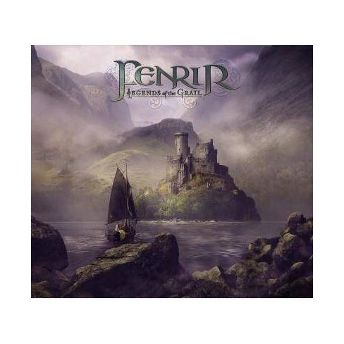 Fenrir - Legends Of The Grail (CD) - image 1 of 1