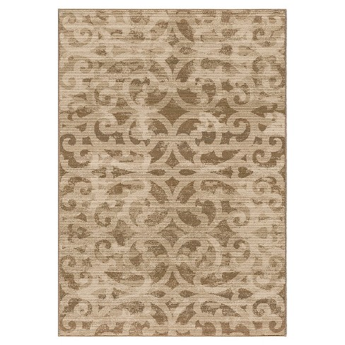 Chester Beige Area Rug - Orian - image 1 of 4