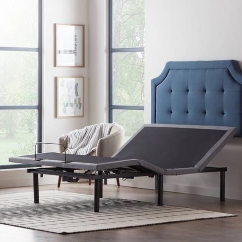 Comfort Collection Deluxe Adjustable Bed Base Lucid Queen Target