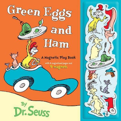 Green Eggs and Ham : A Magnetic Play Book - by Dr. Seuss (Hardcover)