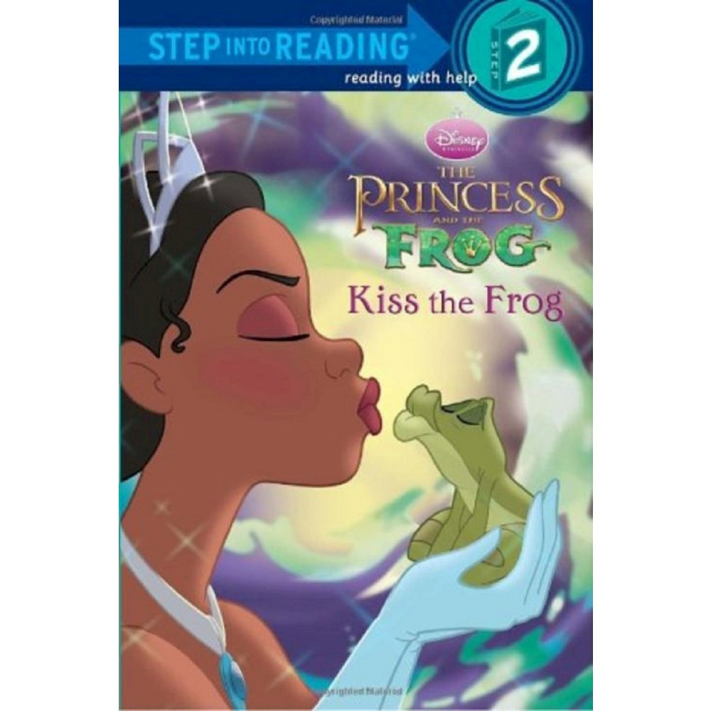 Kiss the Frog (Disney Tangled Series) (Paperback) by Melissa Lagonegro and RH Disney