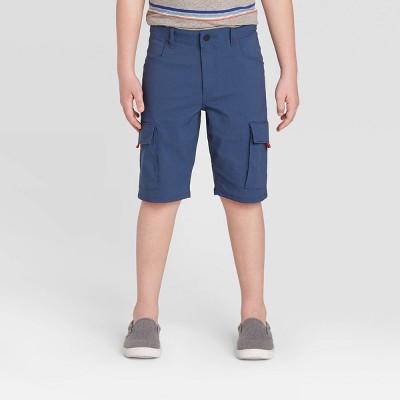 Wrangler Boys' Outdoor Cargo Shorts