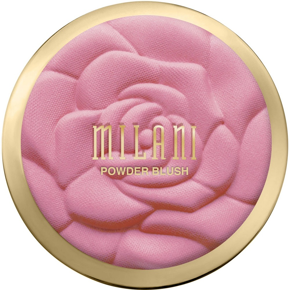 Milani Rose Powder Blush - Tea Rose 0.6 oz