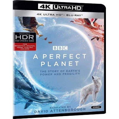 A Perfect Planet (4K/UHD + Blu-ray)(2021)