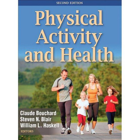 Physical Activity and Health - 2 Edition (Hardcover) - image 1 of 1