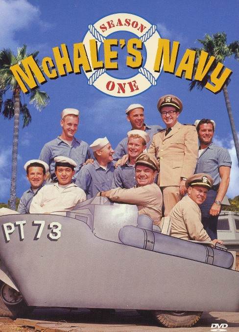 Mchale's navy:Season one (DVD) - image 1 of 1