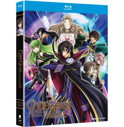 Code Geass:Lelouch Of The Rebell Ssn2 (Blu-ray) - image 1 of 1