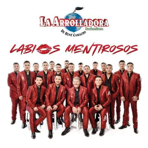 La Arrolladora Banda El Limon De Rene Camacho - Labios Mentirosos (CD) - image 1 of 1