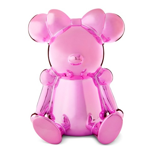 Minnie Mouse® Pink Balloon Ceramic Bank - image 1 of 2