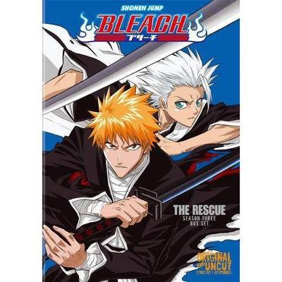 Bleach Box Set 3 (DVD)(2012)