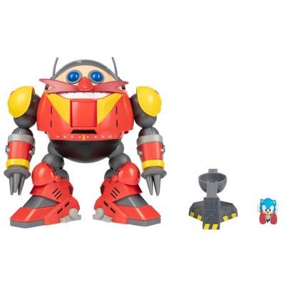 Sonic Giant Dr. Eggman Robot Battle Set