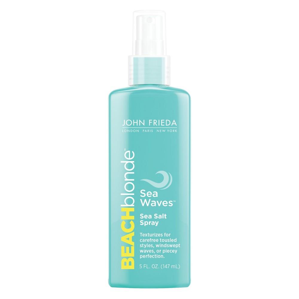 Image of John Frieda Beach Blonde Sea Waves Sea Salt Spray - 5 fl oz