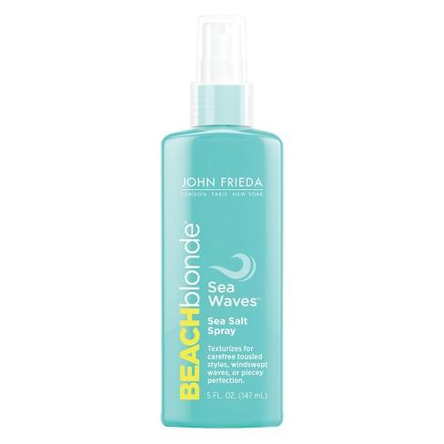 John Frieda Beach Blonde Sea Waves Sea Salt Spray - 5 fl oz - image 1 of 4