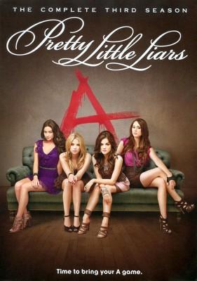 Pretty Little Liars: The Complete Third Season [5 Discs]