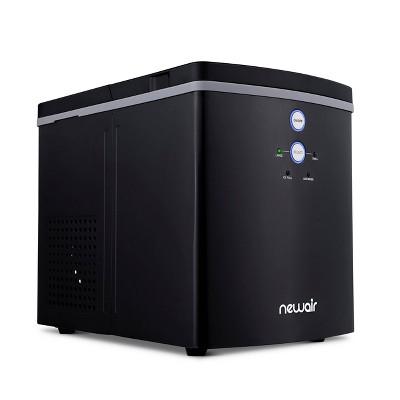 NewAir 33lbs Portable Ice Maker - Black