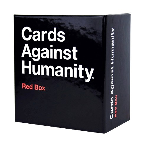 Cards Against Humanity: Red Box Game - image 1 of 1