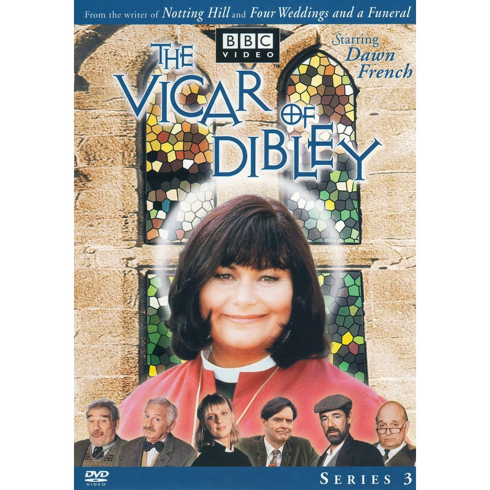 Vicar Of Dibley:Complete Series 3 (Dvd)