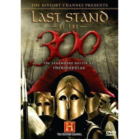 Last Stand of the 300 (DVD) - image 1 of 1