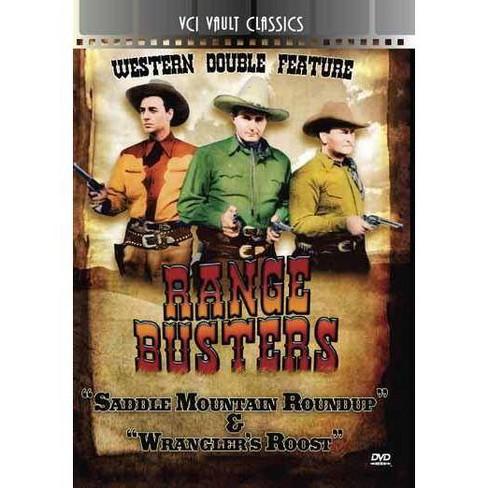 Range Busters Volume 1 (DVD) - image 1 of 1
