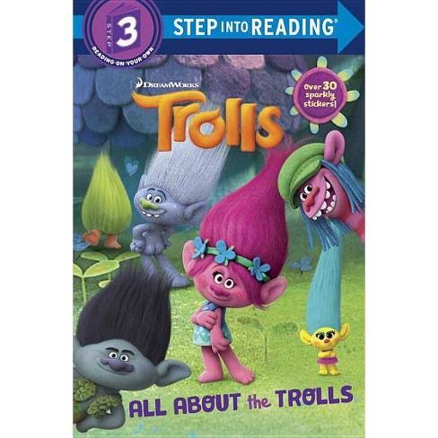 All About the Trolls - by Kristen L. Depken (Paperback) - image 1 of 1