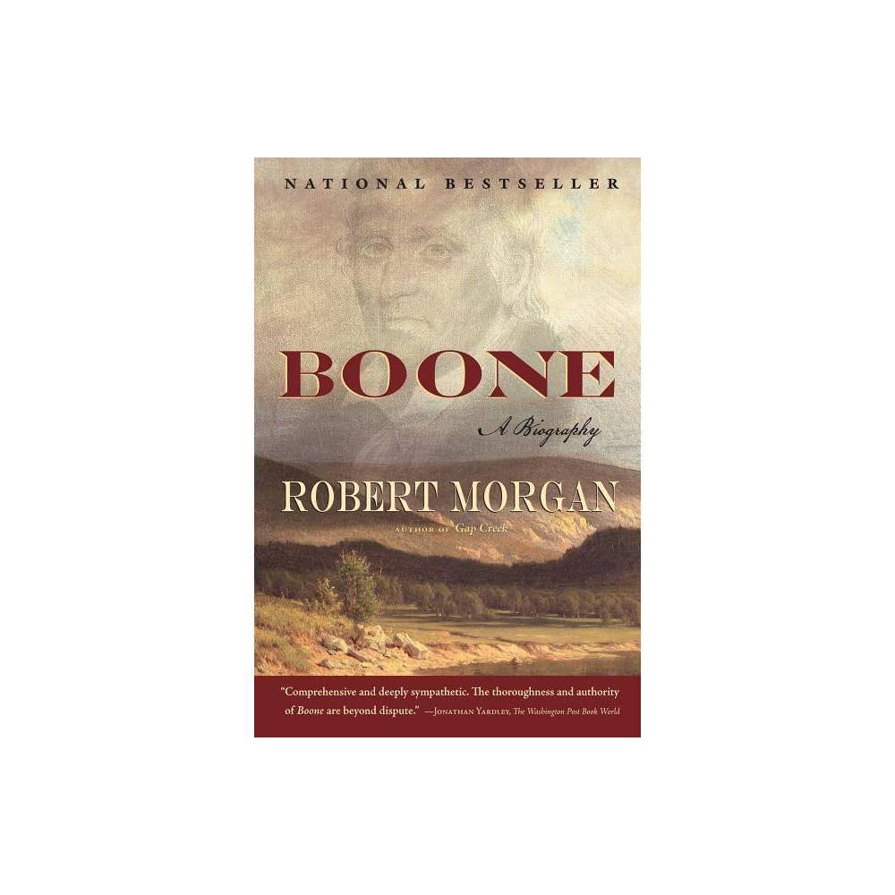 Boone Shannon Ravenel Books Paperback By Robert Morgan Paperback
