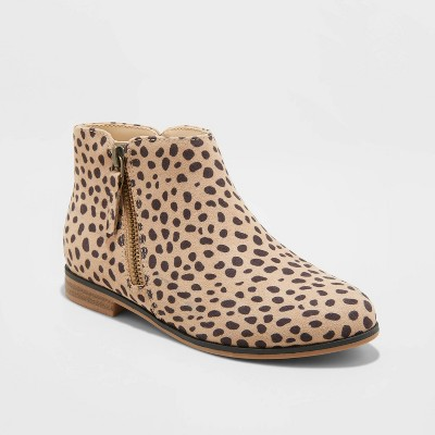 Girls' Judi Ankle Booties - Cat & Jack™