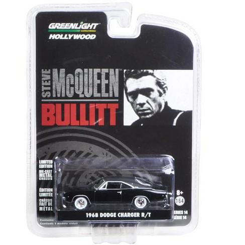 1968 Dodge Charger R T Bullitt Steve Mcqueen 1968 1 64 Diecast