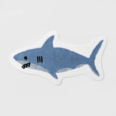 Shark Bath Rug - Pillowfort™