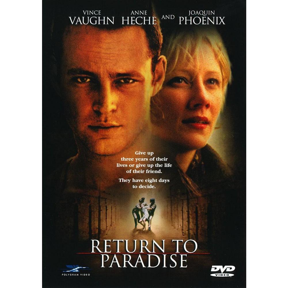 Return To Paradise (Dvd), Movies