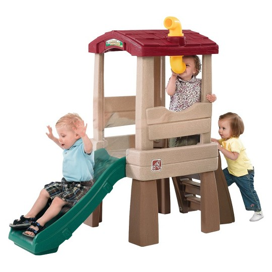 Step2 Naturally Playful Lookout Treehouse image number null