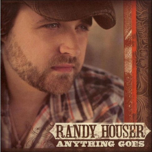 Randy Houser - Anything Goes (CD) - image 1 of 1