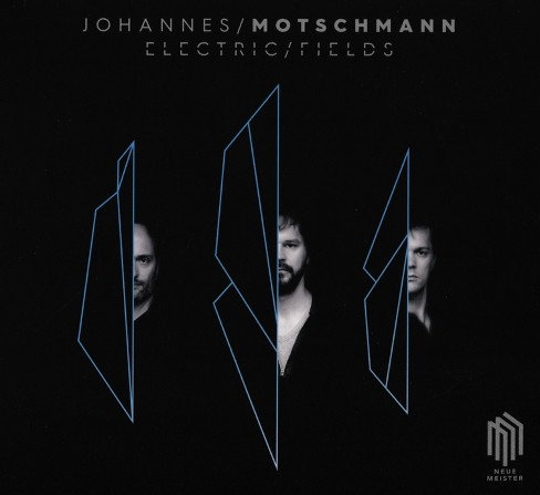 Johannes motschmann - Motschmann:Electric fields (CD) - image 1 of 1