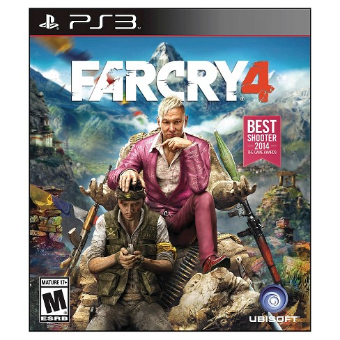 Far Cry® 4 PlayStation 3 - image 1 of 8