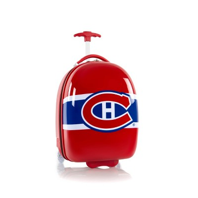 "NHL Montreal Canadiens 18"" Kids' Spinner Wheels Suitcase"