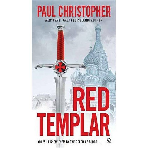 Red Templar - (John Doc Holliday) by  Paul Christopher (Paperback) - image 1 of 1