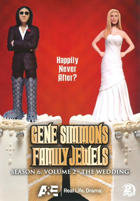 Gene simmons family jewels:Ssn6 p2 (DVD) - image 1 of 1