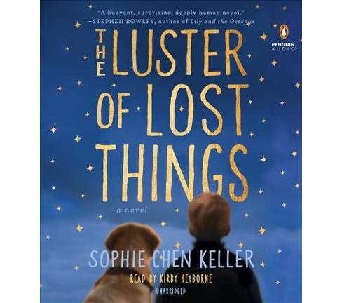 Luster of Lost Things (Unabridged) (CD/Spoken Word) (Sophie Chen Keller) - image 1 of 1