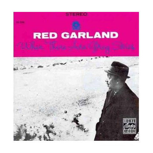 Red Garland - When There Are Grey Skies (CD) - image 1 of 1