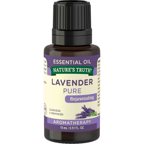 Nature's Truth Lavender Aromatherapy Essential Oil - 0.51 fl oz - image 1 of 4