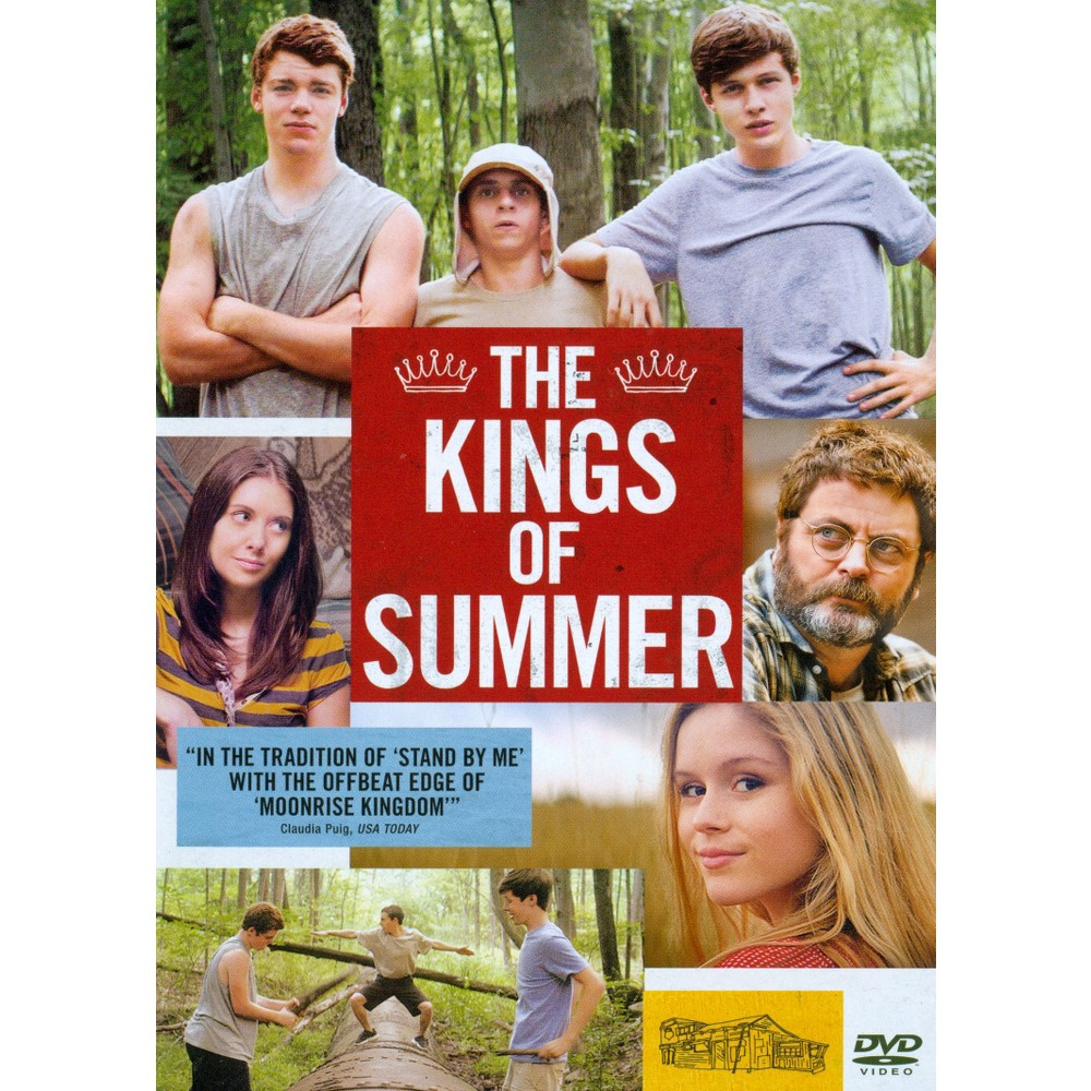 Kings Of Summer (Dvd), Movies