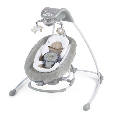 Ingenuity InLighten 2-in-1 Cradling Baby Swing - Townsend