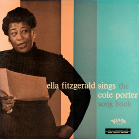 Ella Fitzgerald - Ella Fitzgerald Sings The Cole Porter (CD) - image 1 of 1