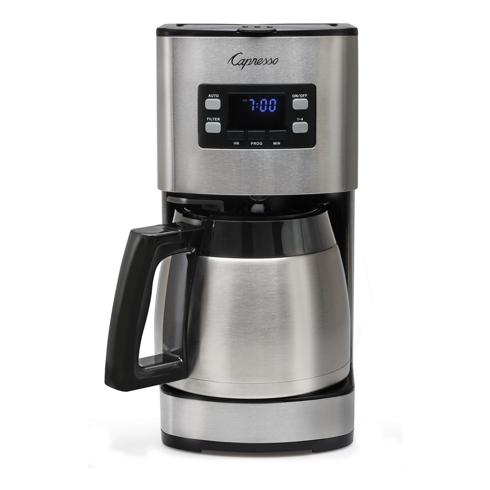 Capresso Coffee Maker Stainless Steel (Silver) ST300 53132145