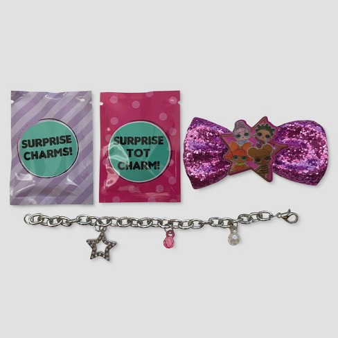 Girls' L.O.L. Surprise! Bracelet Set - image 1 of 1