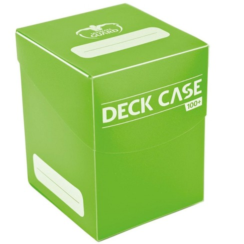 Ultimate Guard Deck Box 100Ct Light Green - image 1 of 1